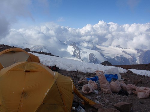 Aconcagua_Tents at camp 3.JPG