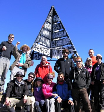 Mount Toubkal - Summer