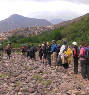 Mount Toubkal and Atlas Trek
