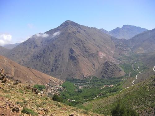 Mount Toubkal Summer 1