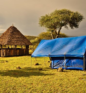 Kenya Safari - Tented Camp