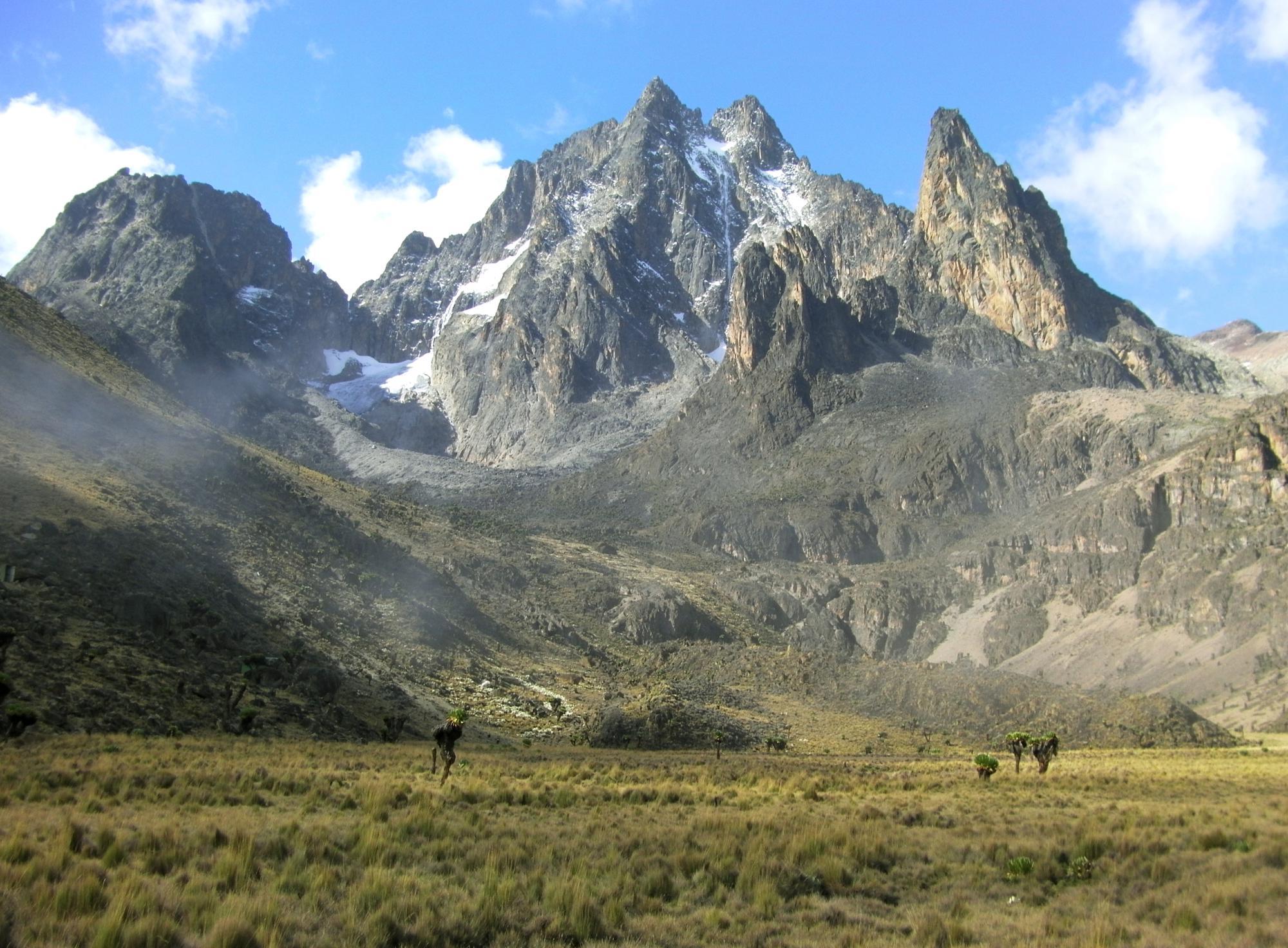 Mount Kenya Naro Moru Route