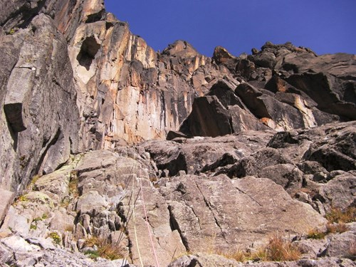 Mt Kenya - Batian Technical Peak (2)