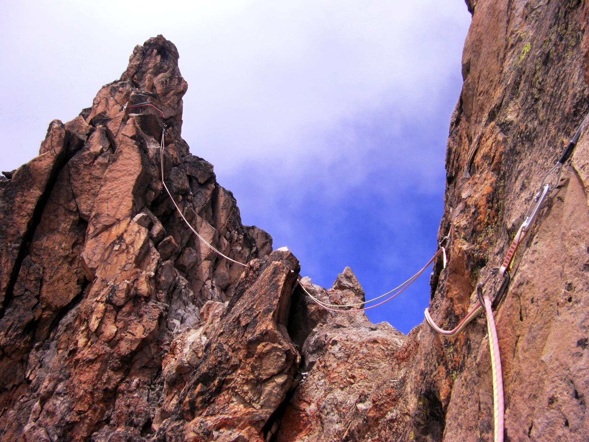 Mount Kenya Batian Peak Adventure Alternative
