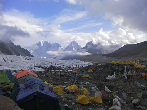 Nepal_Everest base camp looking down khumbu from basecamp.JPG