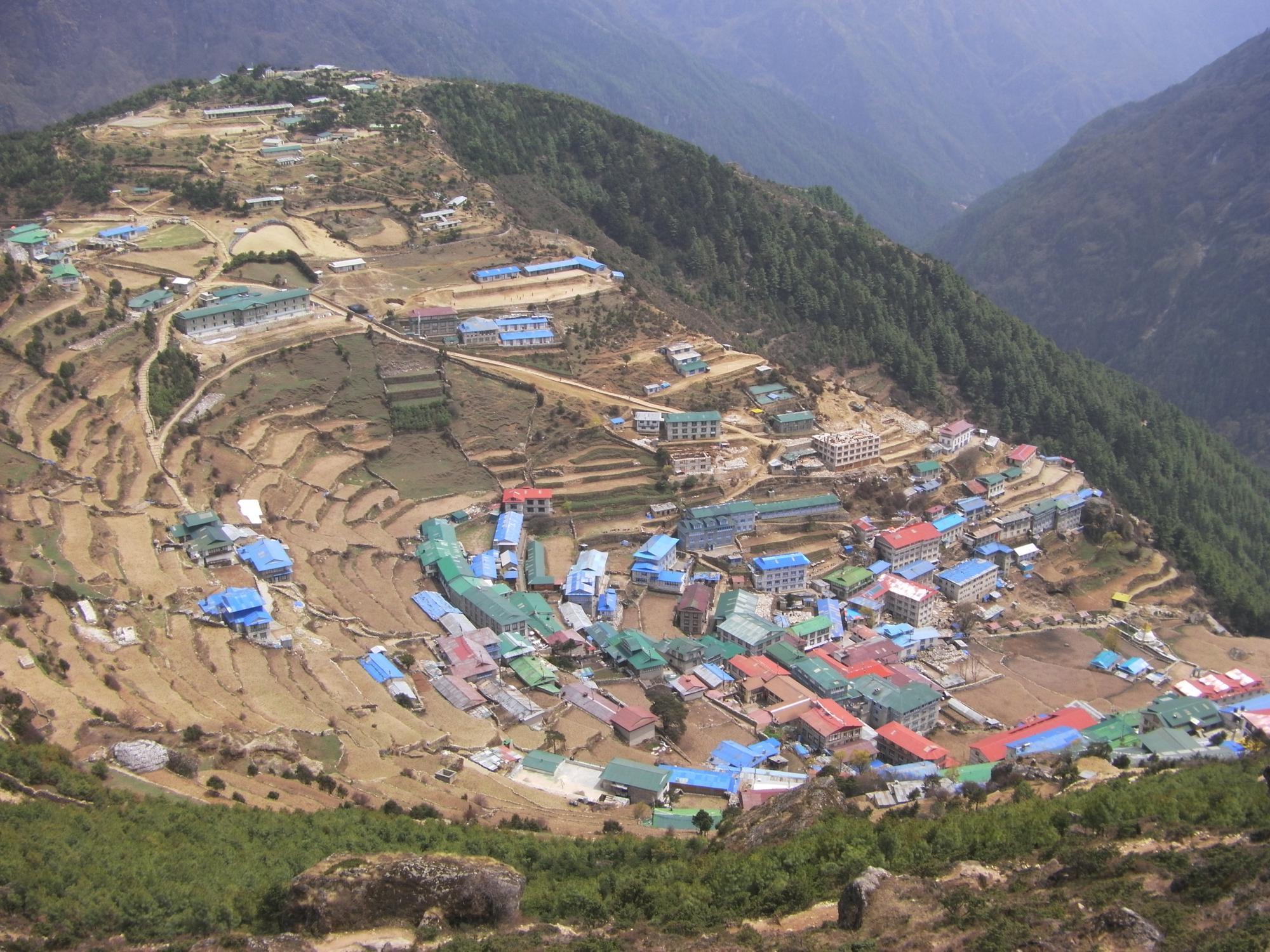 Everest Base Camp trek | Adventure Alternative