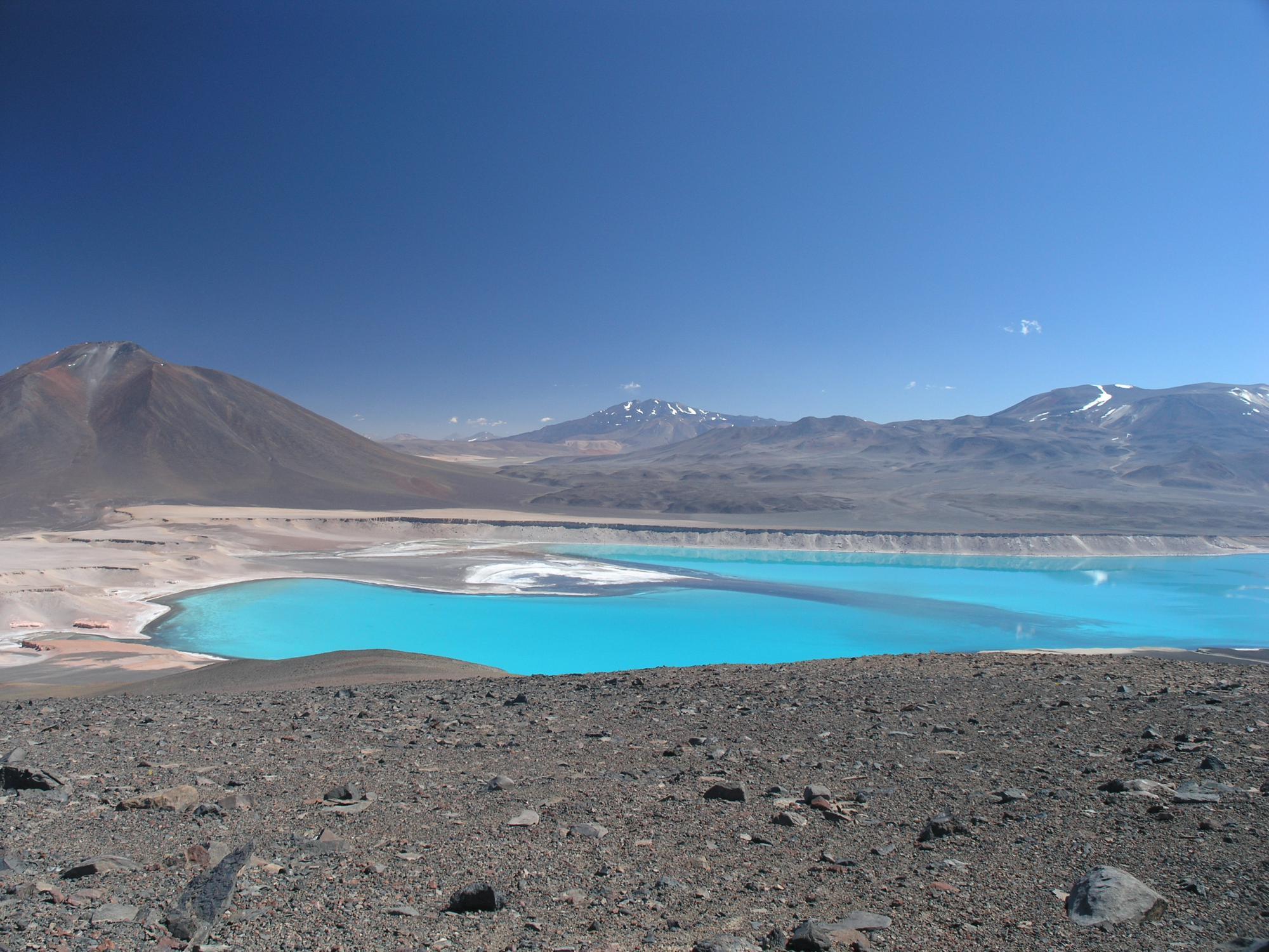 Mount Ojos Del Salado Climb Chile 2019 20 Adventure