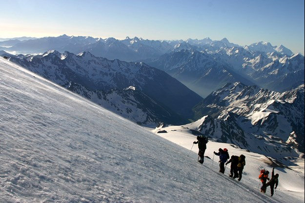 Mount Elbrus South Route (3)