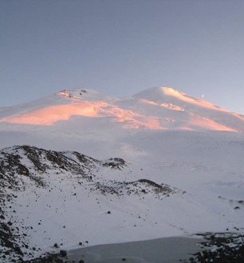 Mount Elbrus North Route