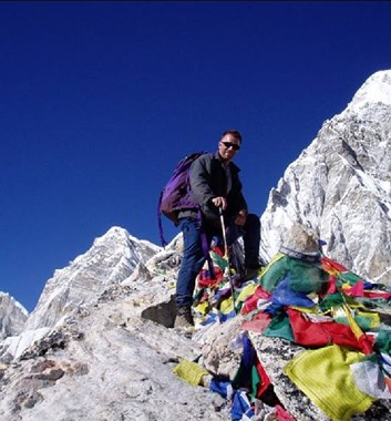 Everest Base Camp - Kala Patthar