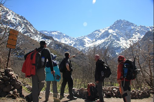 Mount Toubkal - Winter (13)