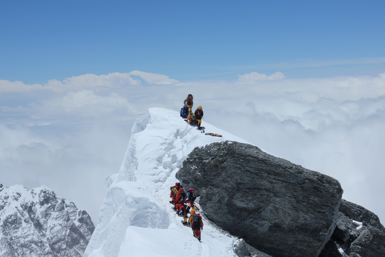 Climbing Mount Everest | Mount Everest Summit Climbs 2019 ...