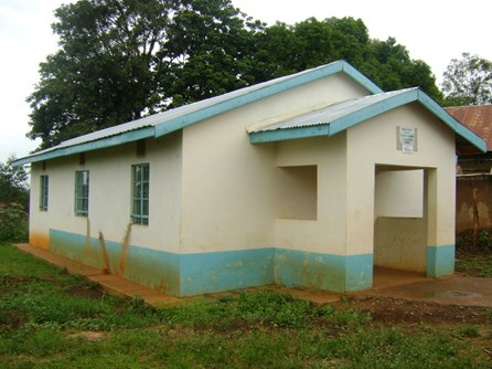 Dophil Community Clinic's Operating Theatre in Western Kenya