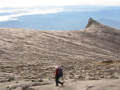 walks and treks on mount kinabalu