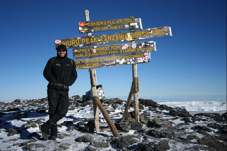 Kilimanjaro Summit Smiles