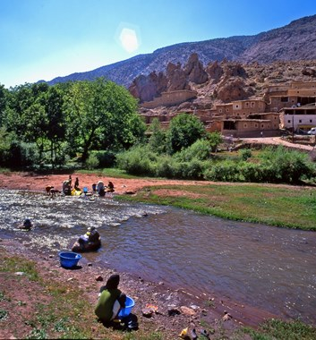 Atlas Mountains - M'Goun Trek