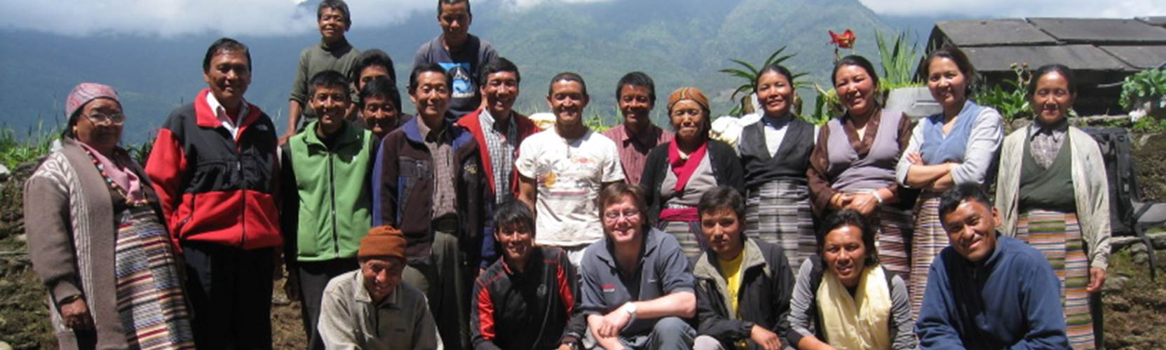 Village in Nepal - volunteering in Nepal