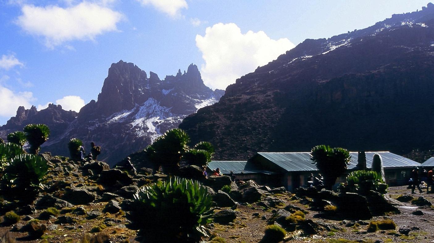 Climbing Mount Kenya 2019 20 Adventure Alternative