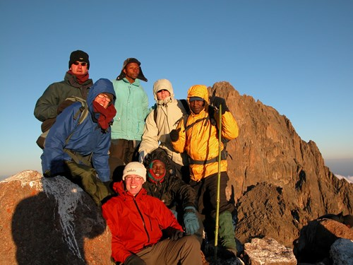 Mount Kenya - Lenana Summit (4)
