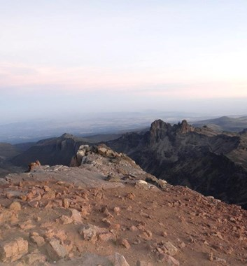 Mount Kenya - Lenana Summit