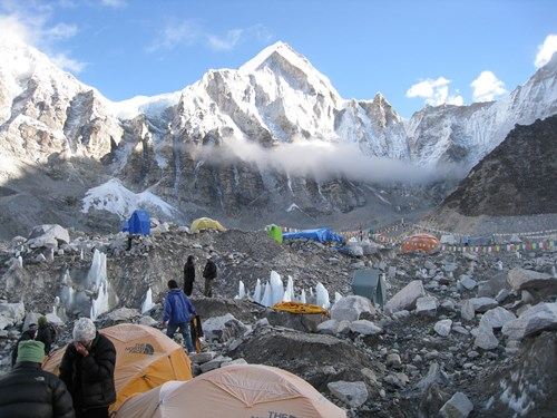 Everest Base Camp trek (5)