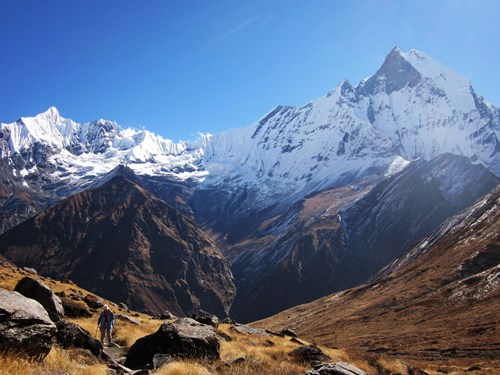Annapurna Sanctuary Trek (1)