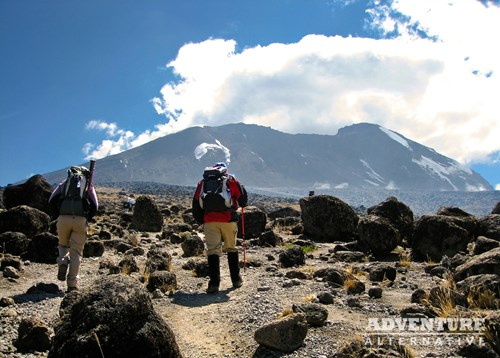 Mount Kilimanjaro Machame Route (1)