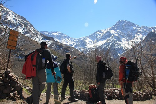 Mount Toubkal - Summer (8)