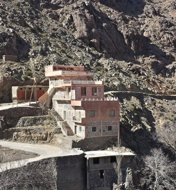 Toubkal Valley - Berber Villages Trek