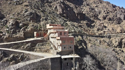 Toubkal Valley - Berber Villages Trek (3)