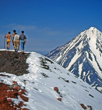 Kamchatka tour