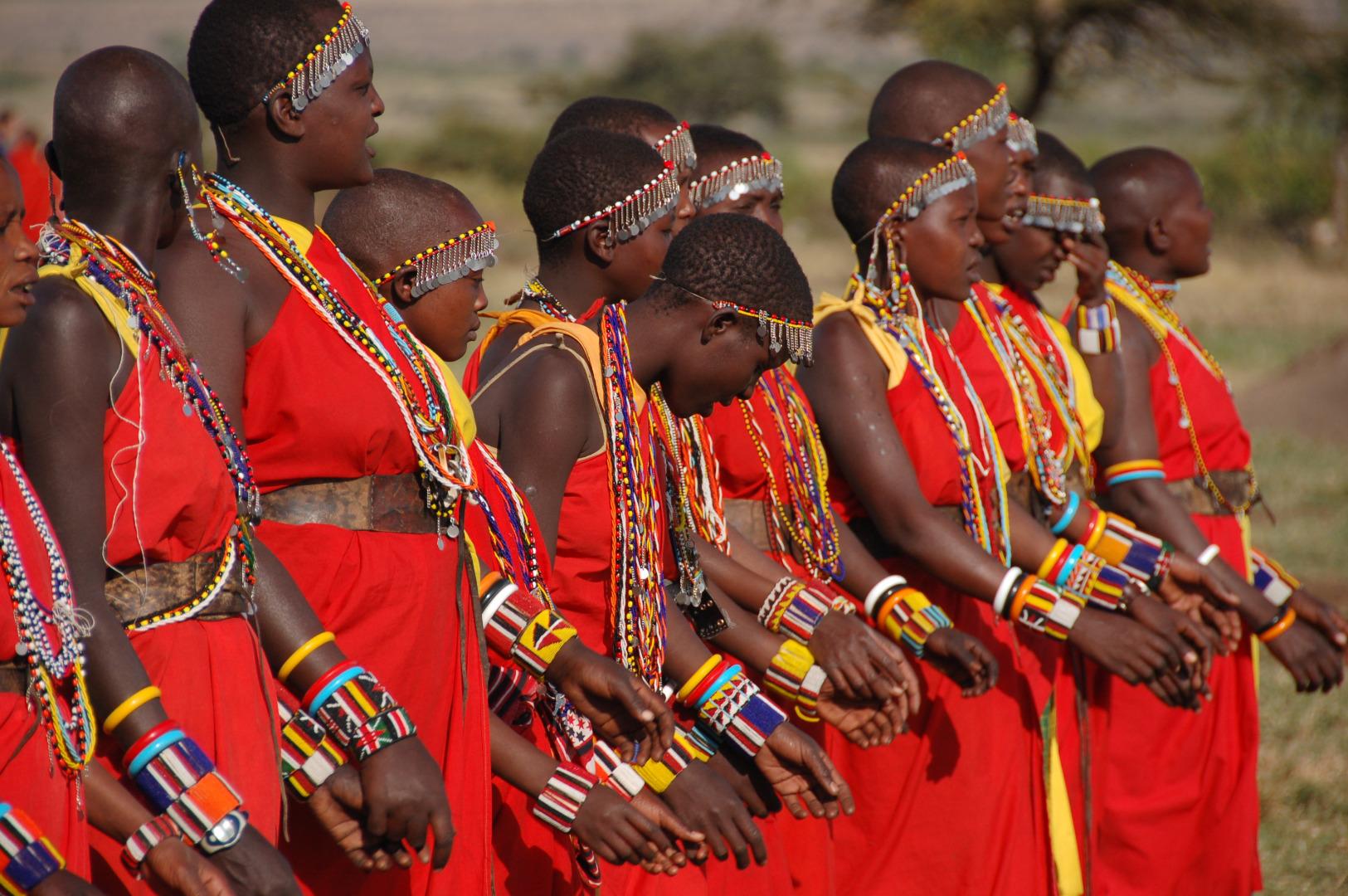 how to say beautiful in kenya