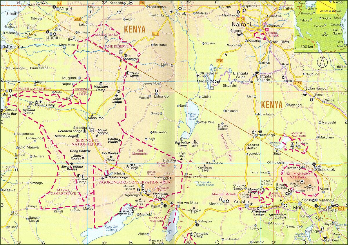 Ngorongoro Crater Safari Adventure Alternative Expeditions