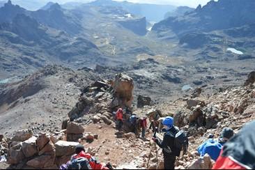 Mount Kenya - Chogoria Route (6)