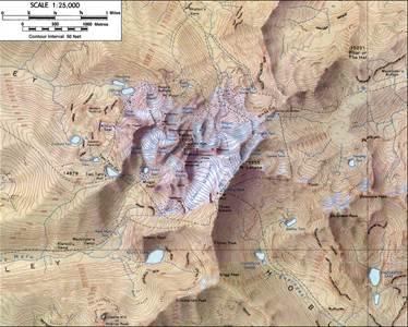 Mount Kenia Karte.Mount Kenya Trekking Routes Adventure Alternative
