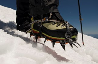 66addc0a65c Mountaineering boot and crampon guide | Adventure Alternative ...