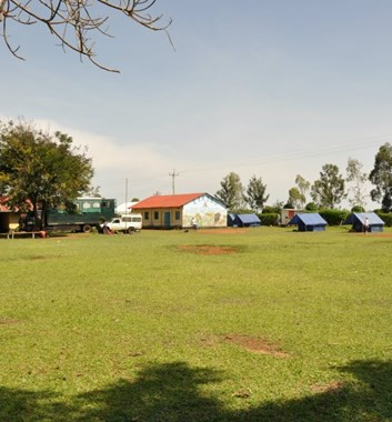 Kenya Medical Camp - Ulamba Children's Home and Community Village