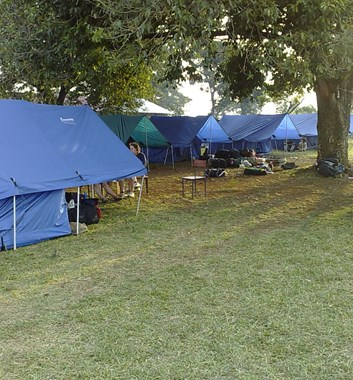 Kenya Medical Camp - Tented safari camp