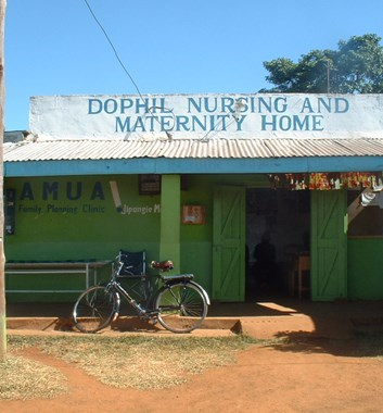 Kenya Medical Camp - Dophil Community Clinic