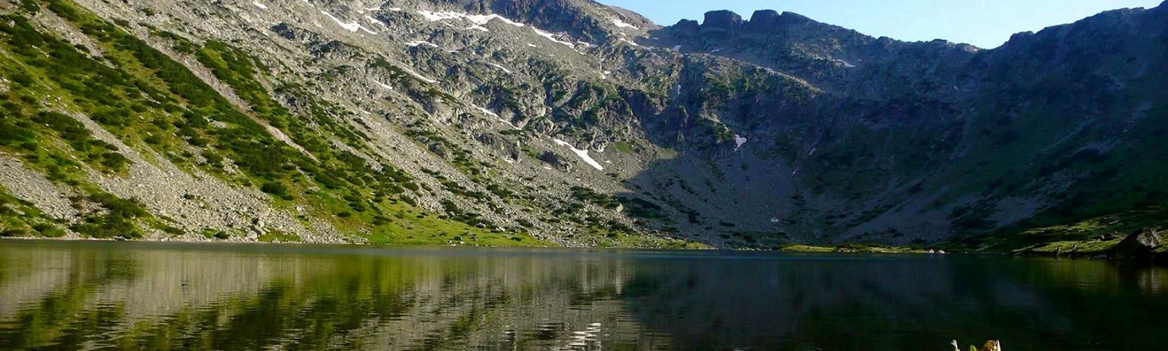Summits and Ridges of Bugaria - Seven Rila Lakes