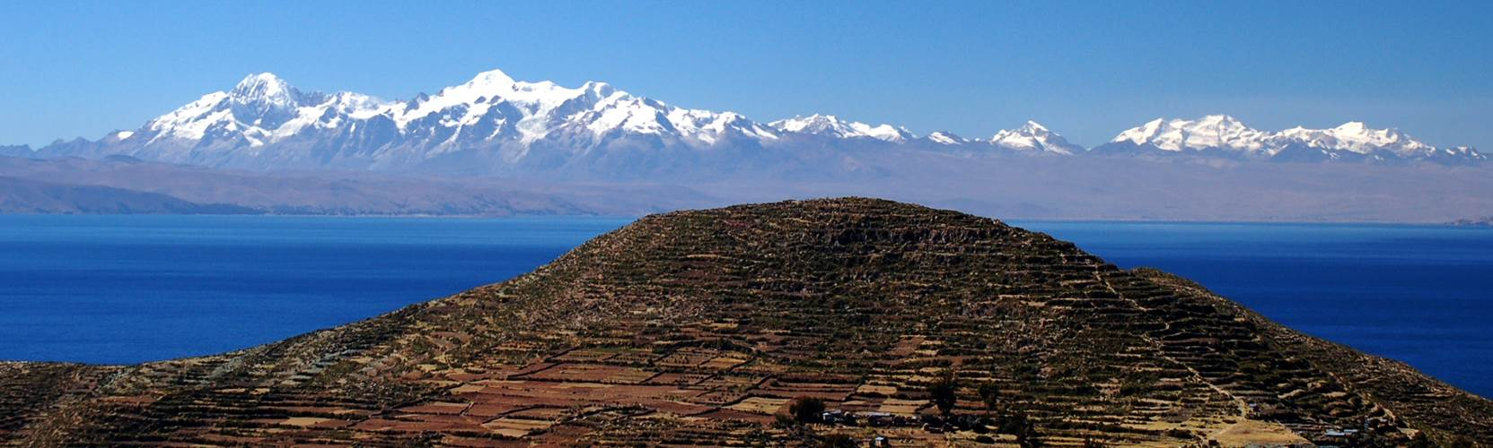 Cordillera Real Central Bolivia, Peaks in the Andes