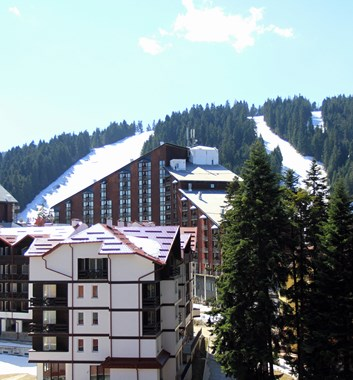 Winter Tour of the Rila Mountains - Borovets Ski resort