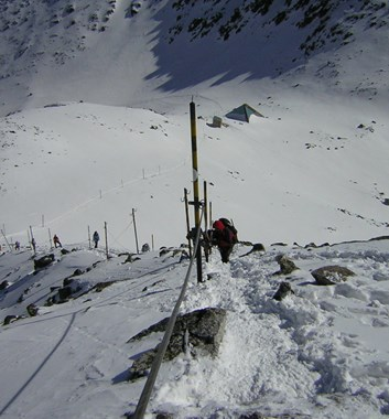 Winter Tour of the Rila Mountains - Musala climb