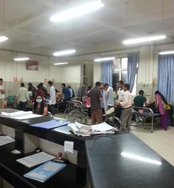 Nepal Medical Elective