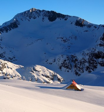 Winter Tour of Rila Mountains -  Ivan Vazov hut