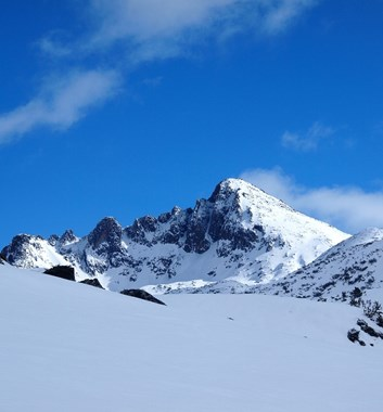 Winter Tour of Rila Mountains -  Mount Kupena (2,732m)