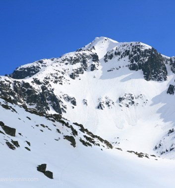 Winter Tour of Rila Mountains - Mount Musala (2,925m)