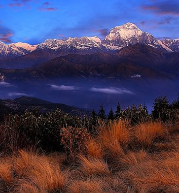 Poon Hill - Myagdi District