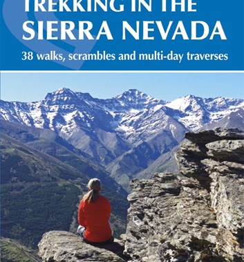 Walking and Trekking in the Sierra Nevada guide book