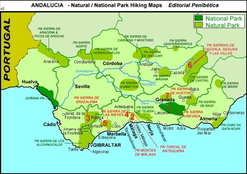 Map of Southern Spain showing national parks.JPG